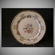 "Set of 2 - Royal Bayreuth ""Chatham"" Pattern Dinner/Service Plates"