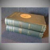 Personal Memoirs of Ulysses S (U.S.) Grant  - 1st Edition, 2 Volume Set
