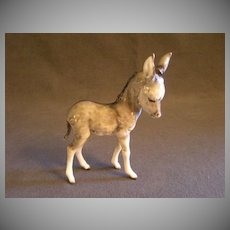 "Hutschenreuther Porcelain ""Donkey Foal"" Figurine - Hans Achtziger"