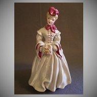 "Florence Ceramics - California - ""Delia"" Figurine"