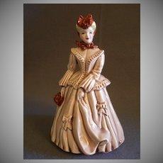 "Florence Ceramics - California - ""Sarah"" Figurine"