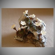 "Edward Marshall Boehm Bone Porcelain ""Diapensia"" Figurine #26-006"