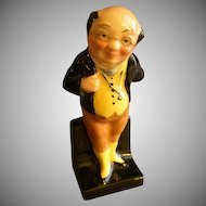 "Royal Doulton Bone China ""Mr Pickwick"" Figurine - Charles  Dickens"