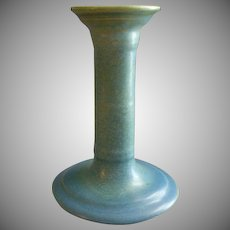 "Rookwood Pottery ""Commercial-Line"" Single Candle Stick"