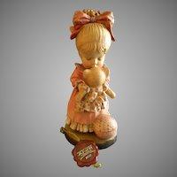 "Anri of Italy ""Wake Up Kiss""Limited Carving 1725/2000 by Sarah Kay"