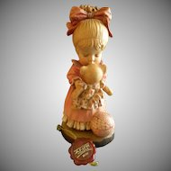 "Anri of Italy ""Wake Up Kiss""Limited Carving 1725/2000 by Sarah Kay"