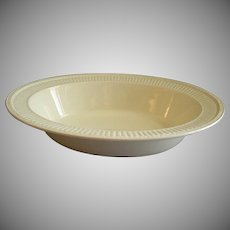 Josiah Wedgwood & Sons 'Edme' Pattern Oval Vegetable Bowl