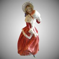"Royal Doulton ""Christmas Morn"" Figurine HN 1992 by M. Davies"