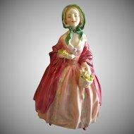 "Royal Doulton ""Rosebud"" Figurine HN 1983 by Leslie Harradine"