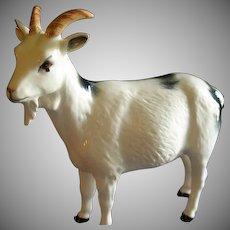 """Royal Doulton """"Nigerian Pot-Bellied Pygmy Goat"""" Figurine - DA223 - By A. Hughes-Lubeck"""
