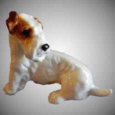 "Royal Doulton ""Dogs of Character Series"" Sealyham Terrier, Seated Position - H. N. 2508"