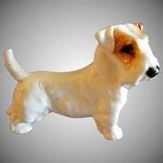 "Royal Doulton ""Dogs of Character Series"" Sealyham Terrier, Standing Position - H. N. 2509"
