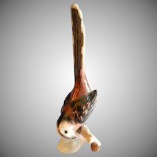 Goebel Long Tail Titmouse Bird Figurine