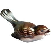 Goebel House Sparrow Bird Figurine