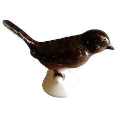 Goebel Wren Bird Figurine