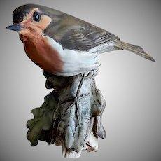 "Tay Porcelain ""Robin"" Figurine"