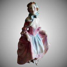 "Royal Doulton ""Suzette"" Figure HN 2026 by Leslie Harradine"