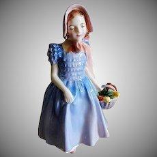 "Royal Doulton ""Wendy"" Figurine HN 2109"