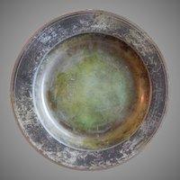 Danish Arts & Crafts Bronze Bowl