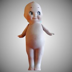 """Rose O'Neill Signed Bisque """"Kewpie"""" Doll - 4 1/2"""" Tall"""