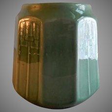 "Red Wing ""Art Pottery"" Art Deco Motif Vase"