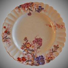 """Set of 4 Copeland Spode """"Chelsea Garden"""" Dinner Plates - Pattern R9781"""