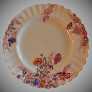 "Set of 4 Copeland Spode ""Chelsea Garden"" Dinner Plates - Pattern R9781"