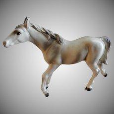 Vintage 1960's Japan Porcelain Arabian Horse Figurine