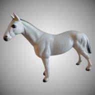 Vintage 1950's-1960's Bradley Porcelain Arabian Horse Figurine
