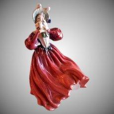 "Royal Doulton ""Marguerite"" Figurine MN 1946 by Leslie Harradine"