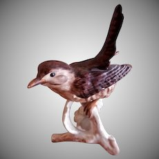 "Goebel ""Winter Wren"" Figurine"
