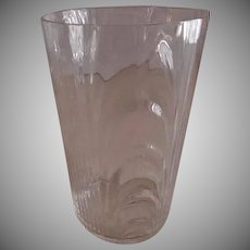 Cambridge Clear Caprice Pattern - Set of 4 Flat Tumblers