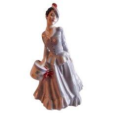 "Royal Doulton ""Midinette"" Figurine HN 2090 by Leslie Harradine"