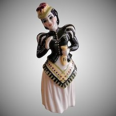 "Ceramic Arts Studio, Madison, WI ""Gay 90's Woman"" Figurine"