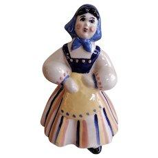 "Ceramic Arts Studio, Madison, WI ""Peasant Girl"" Figurine"