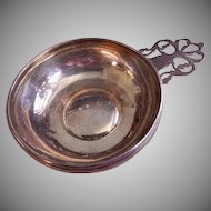 Frank M Whiting & Company Sterling Silver Porringer
