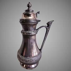 Rockford Silver Plate Company Maple Syrup Pitcher