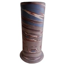 "Niloak ""Mission Swirl"" Art Pottery Vase"