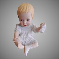 "Lenox ""Baby's First Shoes"" Figurine"