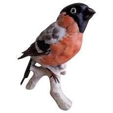 "Goebel ""Bull Finch"" Figurine"