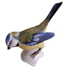 "Goebel ""Blue Titmouse"" Figurine"