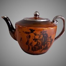"Ridgway Pottery ""Coaching Days & Coaching Ways"" Tea pot"