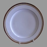 "Charles Haviland & Co. ""Art Deco"" Dessert Plates - Set of 5"