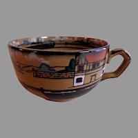 Buffalo Pottery - Deldare Series Cup w/o Saucer