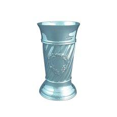 Victorian Sterling Silver Vase
