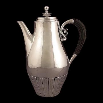 Georg Jensen Cosmos Coffee Pot