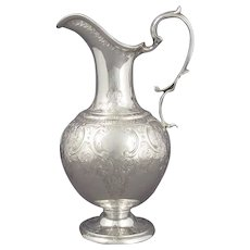 Victorian Sterling Silver Milk Jug