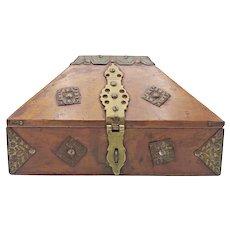 Vintage Anglo Raj Box