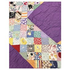 Americana Vintage Quilts (pair)