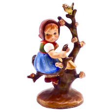 Extremely Rare Hummel Apple Tree Girl Figurine